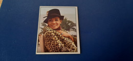Figurina Panini Cantanti 1972 - Shirley Bassey - Panini
