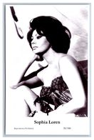 SOPHIA LOREN - Film Star Pin Up PHOTO POSTCARD - 20-180 Swiftsure Postcard - Künstler