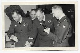 Aviation Armée Belge Force Aérienne  Photo Carte - War, Military