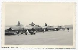 Avion Aviation Armée Belge Force Aérienne  Photo 13,5x8,5 - War, Military