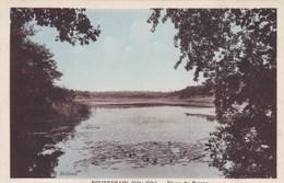 Bourberain - Etang Du Bessey - France