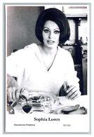 SOPHIA LOREN - Film Star Pin Up PHOTO POSTCARD - 20-105 Swiftsure Postcard - Künstler