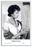 SOPHIA LOREN - Film Star Pin Up PHOTO POSTCARD - 20-84 Swiftsure Postcard - Künstler