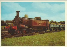 Locomotive LMT 38 (2R)  Metropolitan Railway. A Class 4-4 0T  B-3426 - Stations With Trains