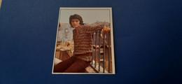 Figurina Panini Cantanti 1972 - Alberto Anelli - Panini