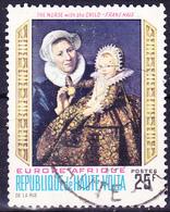 """Obervolta Upper Haute - """"Die Amme Mit Dem Kind"""" Von F. Hals (Mi.Nr.: 312) 1970 - Gest Used Obl - Haute-Volta (1958-1984)"""