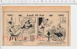 2 Scans Humour Punaises De Lit Dompteur Lion En Cage Agence Matrimoniale Odontologie Râtelier Place Théatre 223XS - Non Classés