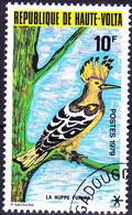 Obervolta Upper Haute - Wiedehopf (Upupa Epops) (Mi.Nr.: 770) 1979 - Gest Used Obl - Haute-Volta (1958-1984)