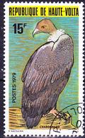 Obervolta Upper Haute - Kappengeier (Necrosyrtes Monachus) (Mi.Nr.: 771) 1979 - Gest Used Obl - Haute-Volta (1958-1984)
