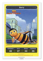 TCG - DREAMWORKS CARREFOUR - 209 - Bee Movie, Drôle D'abeille - Barry - Disney
