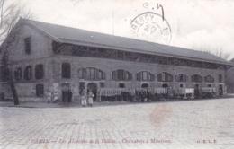 75 - PARIS 19 -  Les Abattoirs De La Villette - Chevalets A Moutons - Arrondissement: 19