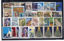 Italia  - Repubblica - Anni Vari - Lotto 31 Francobolli - Usati - Vedi Foto - (FDC13793) - Italia