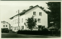 SWEDEN -  BOLLEBYGD - RPPC POSTCARD - 1961 (BG2066) - Sweden