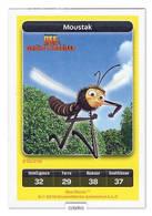TCG - DREAMWORKS CARREFOUR - 212 - Bee Movie, Drôle D'abeille - Moustak - Disney