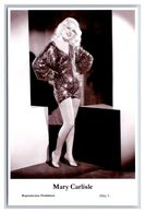 MARY CARLISLE - Film Star Pin Up PHOTO POSTCARD - P84-3 Swiftsure Postcard - Künstler