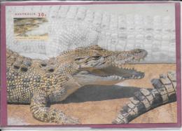 SALTWATER - CROCODILE - Australie