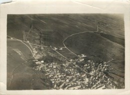 Photo Aerienne Ancienne De TREPAIL (51 Marne) - Vers 1920/1930 ? WW1 Entre 2 Guerres - Rare - War, Military