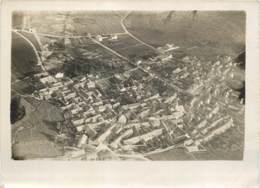 Photo Aerienne Ancienne De TREPAIL (51 Marne) - Vers 1920/1930 ? WW1 Entre 2 Guerres - Rare 3 - War, Military