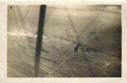 Photo Aerienne Ancienne De LIVRY ? (51 Marne) - Vers 1920/1930 ? WW1 Entre 2 Guerres - Rare - War, Military