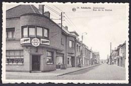 CPA ADINKERKE - DE PANNE -- STATIESTRAAT - CAFE HAECHT  - Niet Courant ! - De Panne