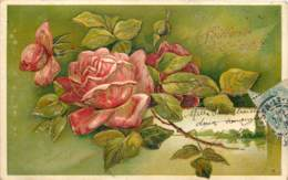 Belle Carte Gaufree - Autres