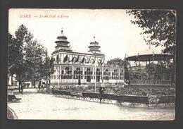 Liège - Trink-Hall D'Avroy - Dos Simple - Liege