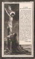 DP. GIELLIELMUS LAMBRECHTS ° BUEKEN 1834 - + MELSBROECK 1919 - Religion & Esotericism