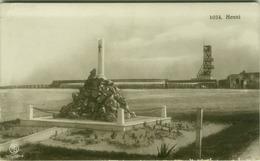 LIBYA - HENNI - MONUMENTO AI CADUTI - RPPC POSTCARD - EDIT PIROTTA & BRESCIANO - 1910s (BG2068) - Libya