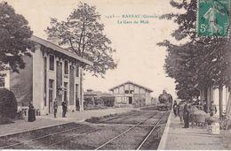 GIRONDE – BARSAC – La Gare Du Midi - France