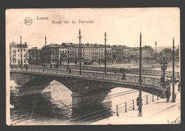 Liège - Pont De La Boverie - 1921 - Liege