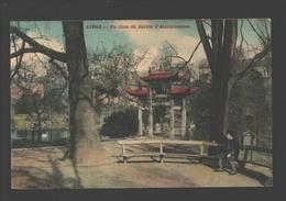 Liège - Un Coin Du Jardin D'Acclimatation - 1912 - Liege
