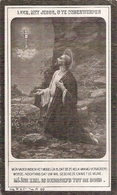 DP. MARIE LAMBERT ° AUDENAERDE 1853 - + ROESELARE 1919 - Religion & Esotericism