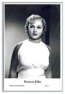 PATRICIA ELLIS - Film Star Pin Up PHOTO POSTCARD - 129-1 Swiftsure Postcard - Künstler