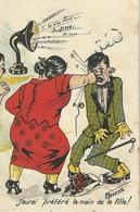 J Aurai Prefere La Main De La Fille Bouret Gramophone Coup De Poingt - Humor