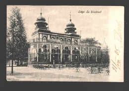 Liège - Le Trinkhall - Dos Simple - 1905 - Liege