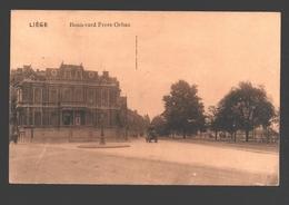 Liège - Boulevard Frère-Orban - 1913 - Liege
