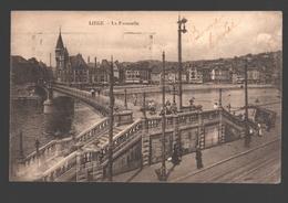 Liège - La Passerelle - 1922 - Liege