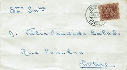Portugal -  Sobrescrito Com Carimbo De Ambulância CORGO II (009_1) - Portugal