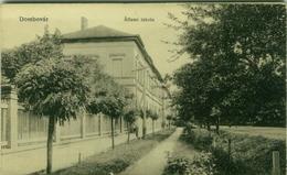 HUNGARY - DOMBOVAR - ALLAMI ISKOIA - MONOSTORY GYORGY - 1918 (BG2071) - Hongrie