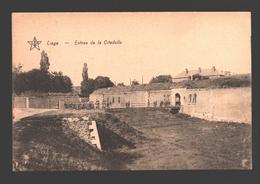 Liège - Entrée De La Citadelle - Liege