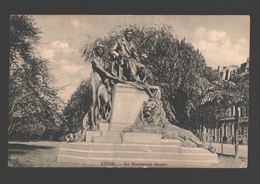 Liège - Le Monument Rogier - 1909 - Liege