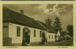 HUNGARY - SZABADBATTYAN - SUTO VENDEGLOJE - 1920s  (BG2073) - Hongrie