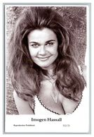 IMOGEN HASSALL - Film Star Pin Up PHOTO POSTCARD - 332-21 Swiftsure Postcard - Künstler