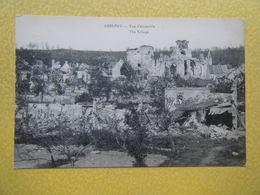 AMBLENY. Les Ruines De La Guerre De 1914-1918. - France