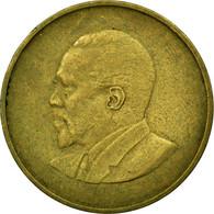 Monnaie, Kenya, 5 Cents, 1968, TTB, Nickel-brass, KM:1 - Kenya