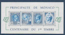 Monaco - Bloc YT N° 33 - Neuf Sans Charnière - 1985 - Blocs