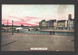 Liège - Pont Léopold - Liege