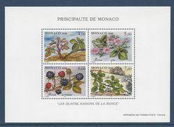 Monaco - Bloc YT N° 74 - Neuf Sans Charnière - 1996 - Blocs