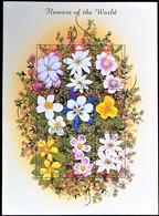 Tanzania 1999**Mi.3657-65 Flowers , MNH [13;66] - Sonstige