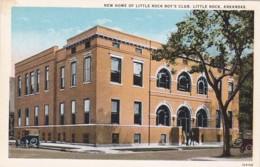Arkansas Little Rock New Home Of Little Rock Boy's Club Curteich - Little Rock